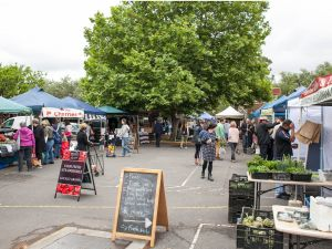 Alphington Farmers' Market - Pubs Perth