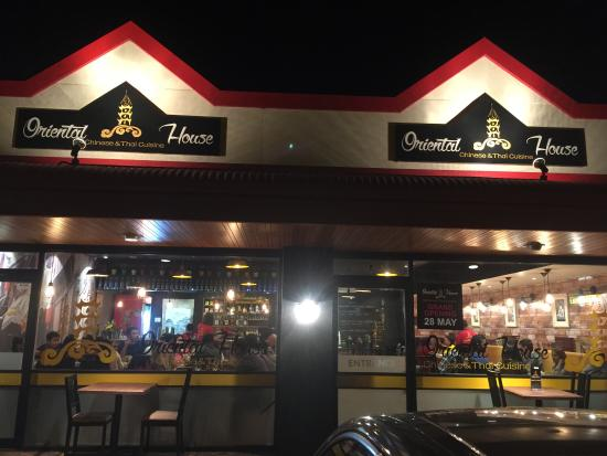 Oriental House Chinese  Thai - Pubs Perth